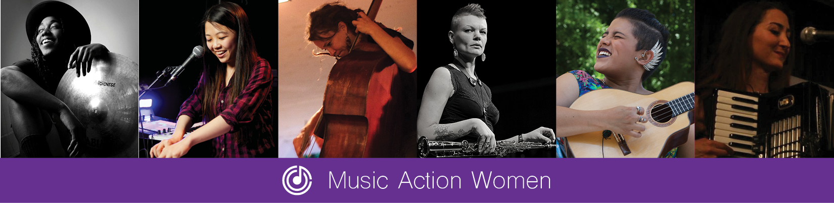 Music Action Women | Giant Steps